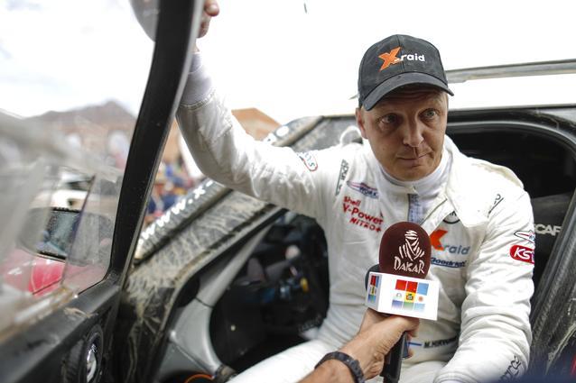 2017 Dakar, Mikko Hirvonen (FIN), MINI John Cooper Works Rally - X-raid Team 303 - 05.01.2017