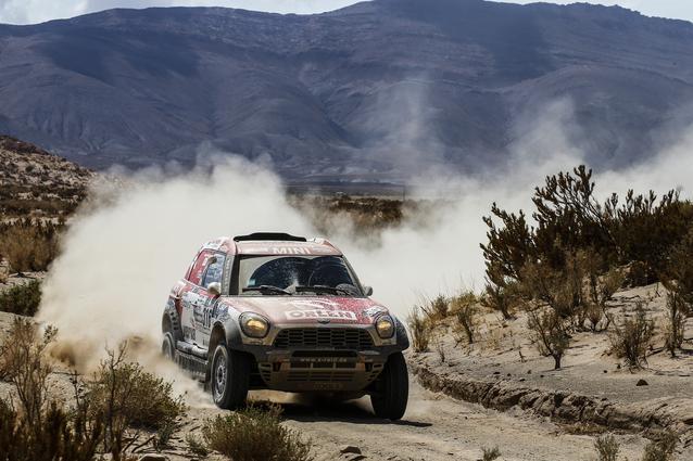 2017 Dakar, Jakub Przygonski (POL), Tom Colsoul (BEL), MINI ALL4 Racing - ORLEN Team 316 - 05.01.2017