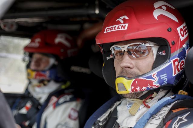2017 Dakar, Jakub Przygonski (POL), MINI ALL4 Racing - ORLEN Team 316 - 05.01.2017
