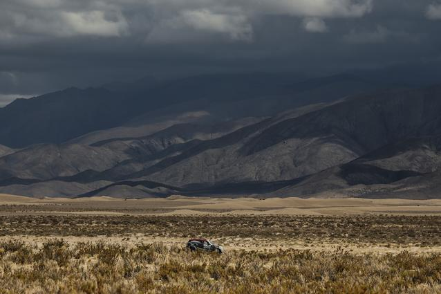 2017 Dakar, Yazeed Al-Rajhi (KSA), Timo Gottschalk (GER), MINI John Cooper Works Rally - X-raid Team 306 - 05.01.17