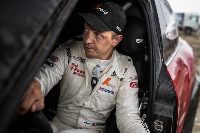 2017 Dakar, Mikko Hirvonen (FIN), MINI John Cooper Works Rally - X-raid Team 303 - 06.01.2017