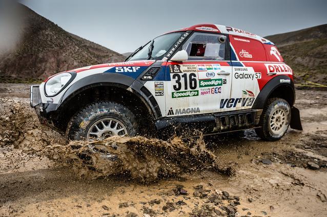 2017 Dakar, Jakub Przygonski (POL), Tom Colsoul (BEL), MINI ALL4 Racing - ORLEN Team 316 - 06.01.2017