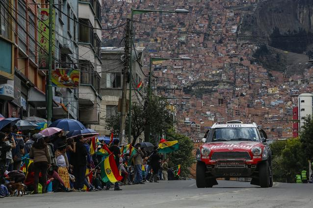 2017 Dakar, Stephan Schott (GER), Paulo Fiuza (POR), MINI ALL4 Racing - X-raid Team 325 - 06.01.2017
