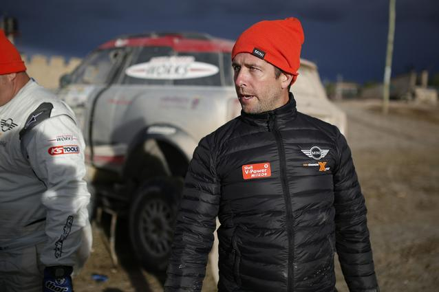 2017 Dakar, Orlando Terranova (ARG), MINI John Cooper Works Rally - X-raid Team 308 - 09.01.2017