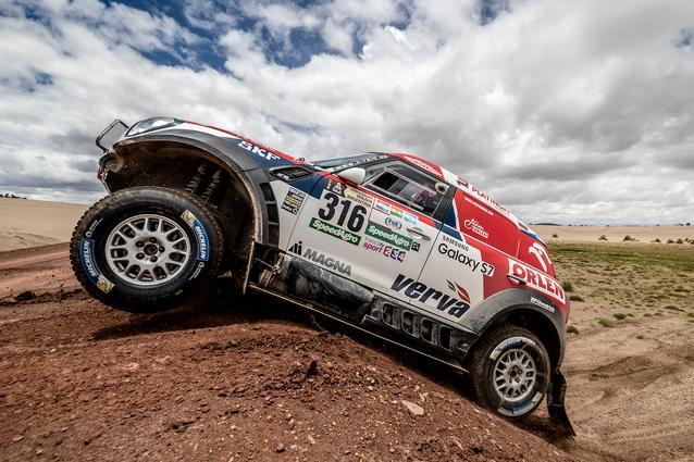 2017 Dakar, Jakub Przygonski (POL), Tom Colsoul (BEL), MINI ALL4 Racing - ORLEN Team 316 - 09.01.2017