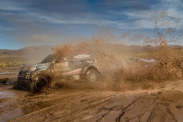2017 Dakar, Yazeed Al-Rajhi (KSA), Timo Gottschalk (GER), MINI John Cooper Works Rally - X-raid Team 306 - 10.01.2017