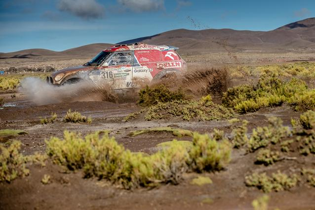 2017 Dakar, Jakub Przygonski (POL), Tom Colsoul (BEL), MINI ALL4 Racing - ORLEN Team 316 - 10.01.2017