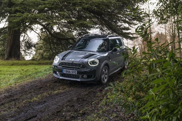 MINI Cooper S Countryman ALL4. (01/2017)