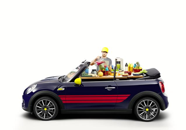 MINI Convertible with John Cooker Works Package. (03/2017)