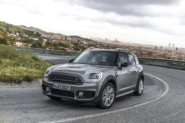 MINI Cooper S E Countryman ALL4. (05/2017)