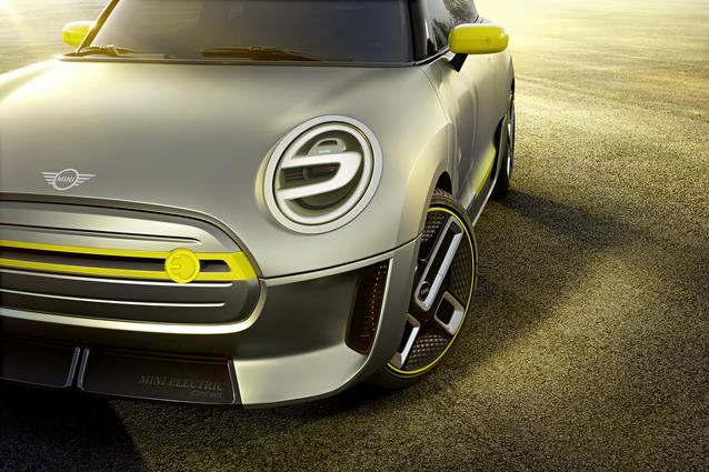MINI Electric Concept- Images