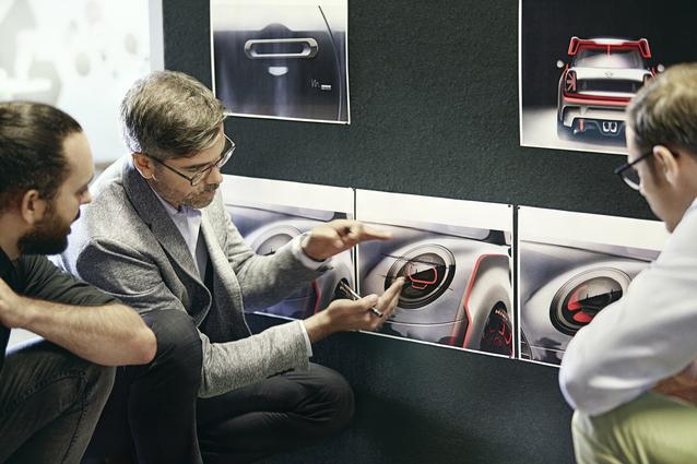 MINI John Cooper Works GP Concept- Design Process