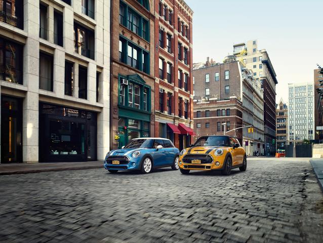 MINI and Alexa in-car. (09/2017)