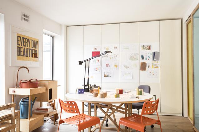 MINI LIVING - BUILT BY ALL. Design process.