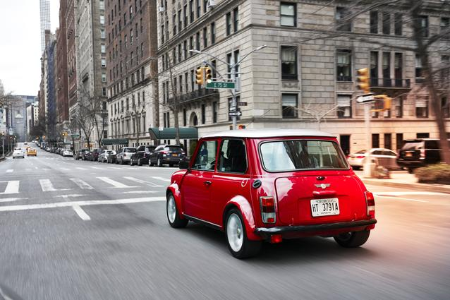 A look back into the future: The classic Mini Electric