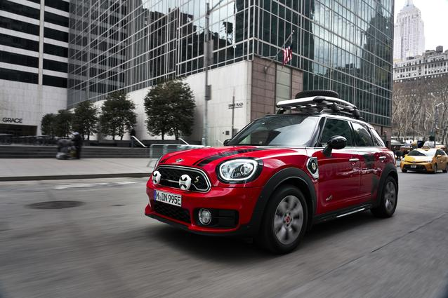 MINI Cooper S E Countryman Panamericana ALL4 (03/2018)