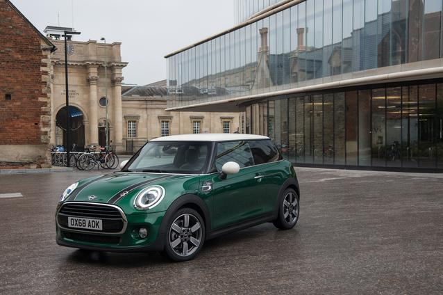 MINI Cooper 60 Years Edition 3 Door. (01/2019)