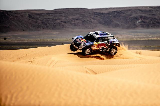 MINI 2019 Dakar Media Guides