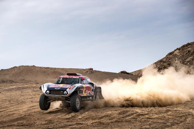 Dakar Rally 2019 – Stage 03, San Juan de Marcona - Arequipa