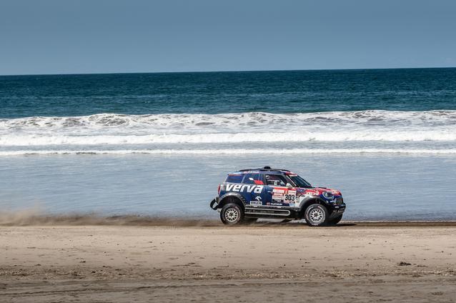 2019 Dakar, Stage 5, Jakub Przygonski (POL), Tom Colsoul (BEL) - MINI John Cooper Works Rally - Orlen X-raid Team, #303 - 11.01.2019