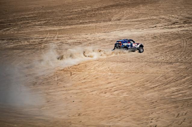 2019 Dakar, Stage 10, Jakub Przygonski (POL), Tom Colsoul (BEL) - MINI John Cooper Works Rally - Orlen X-raid Team, #303 - 17.01.2019