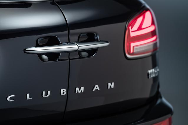 The new MINI Clubman. Studioshooting MINI Cooper Clubman.