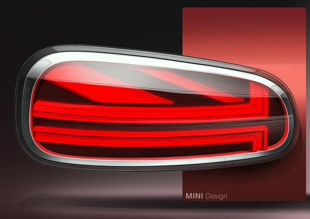 The new MINI Clubman. Design sketches.