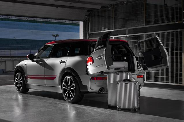 The new MINI John Cooper Works Clubman (5/2019)
