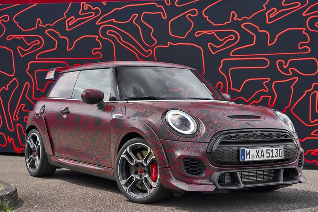 MINI John Cooper Works GP Prototype (06/19)