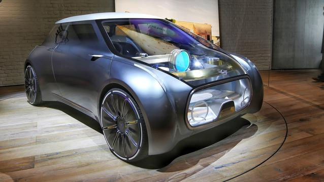 "BMW GROUP THE NEXT 100 YEARS. ""Iconic Impulses. The BMW Group Future Experience"" in London, England"