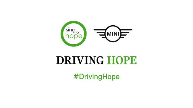 SING FOR HOPE and MINI USA Partner for #DrivingHope Initiative During 8th Annual Sing for Hope Pianos (June 4-24)