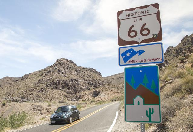 2016 MTTS Day 14: Cars - Las Vegas to Palm Springs