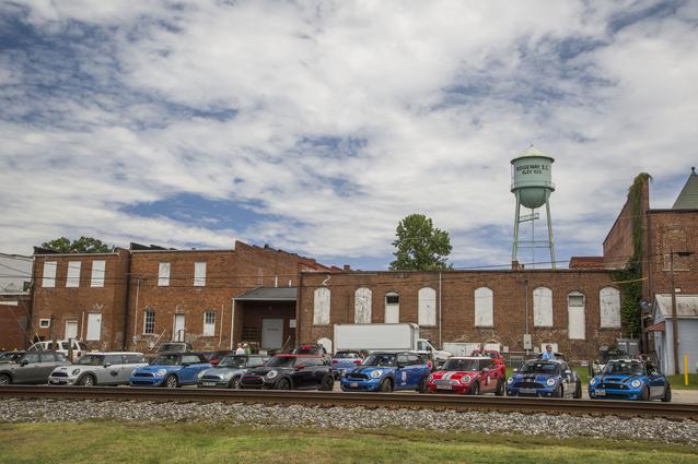 2016 MTTS Day 1: Cars - Atlanta to Charlotte