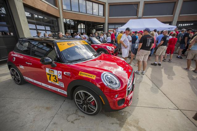 2016 MTTS Day 5: Cars - Pittsburgh to Detroit