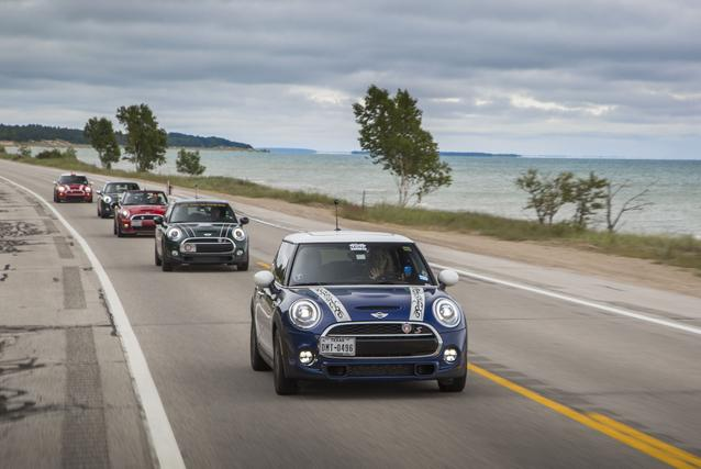 2016 MTTS Day 7: Cars -  St. Ignace to Green Bay