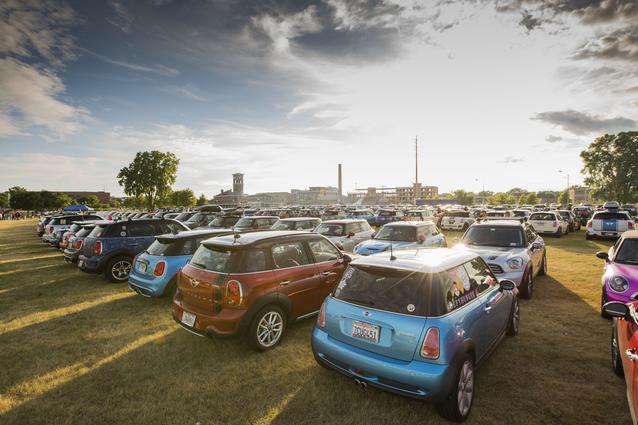 2016 MTTS Day 7: Cars -  St. Ignace to Green Bay