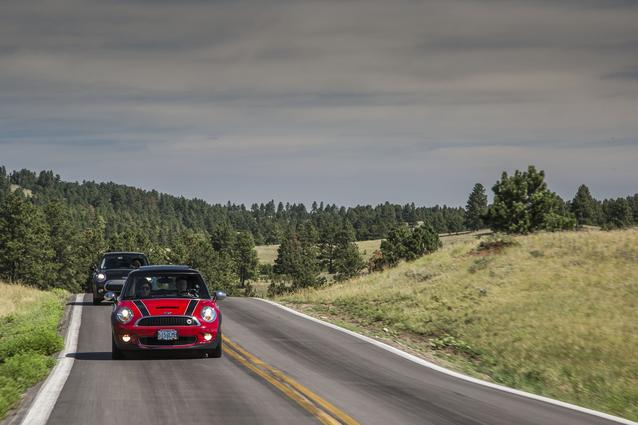 2016 MTTS Day 11: Cars - Sturgis to Cheyenne