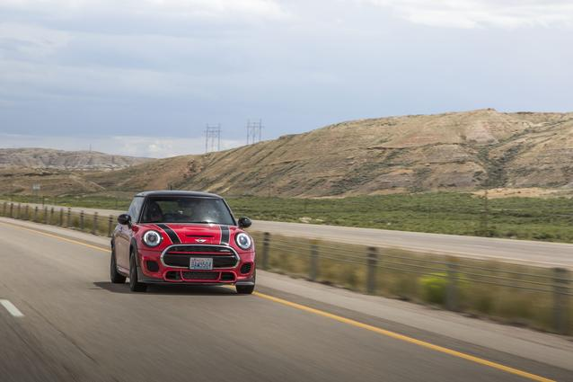 2016 MTTS Day 12: Cars - Cheyenne to Park City