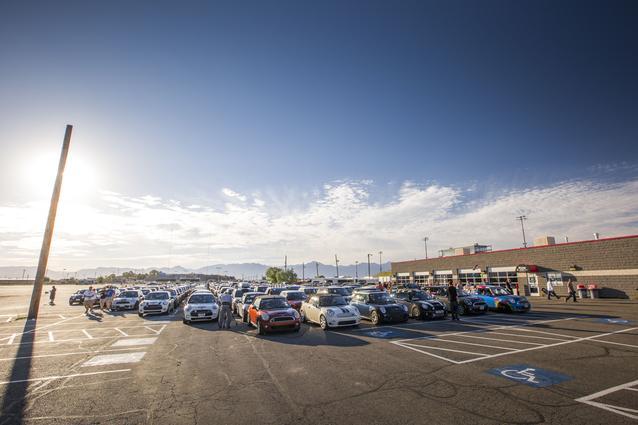 2016 MTTS- Day 13 Cars -Park City to Las Vegas