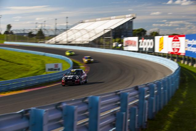 MINI John Cooper Works Team Takes Two Wins at Watkins Glen (Saturday images)