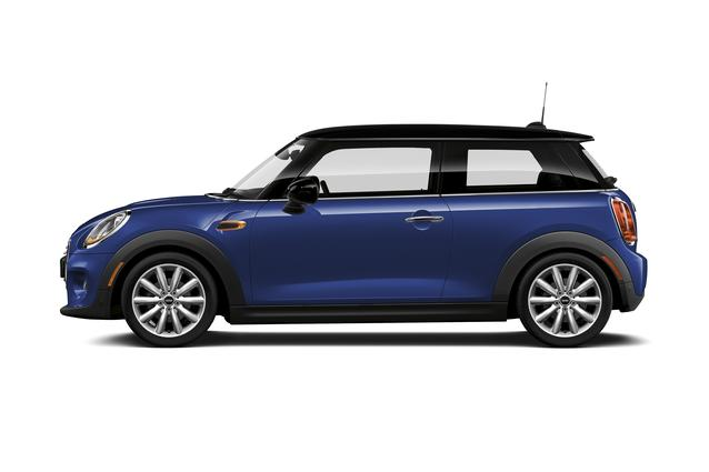 The MINI Oxford edition offers college student and graduates a well-equipped MINI Hardtop 2 Door or 4 Door at a low cost.