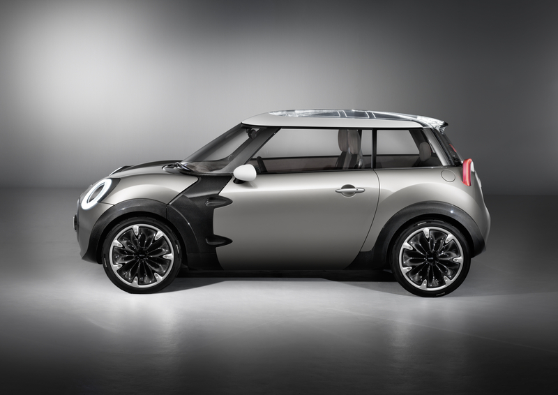 MINI Rocketman Concept<br />